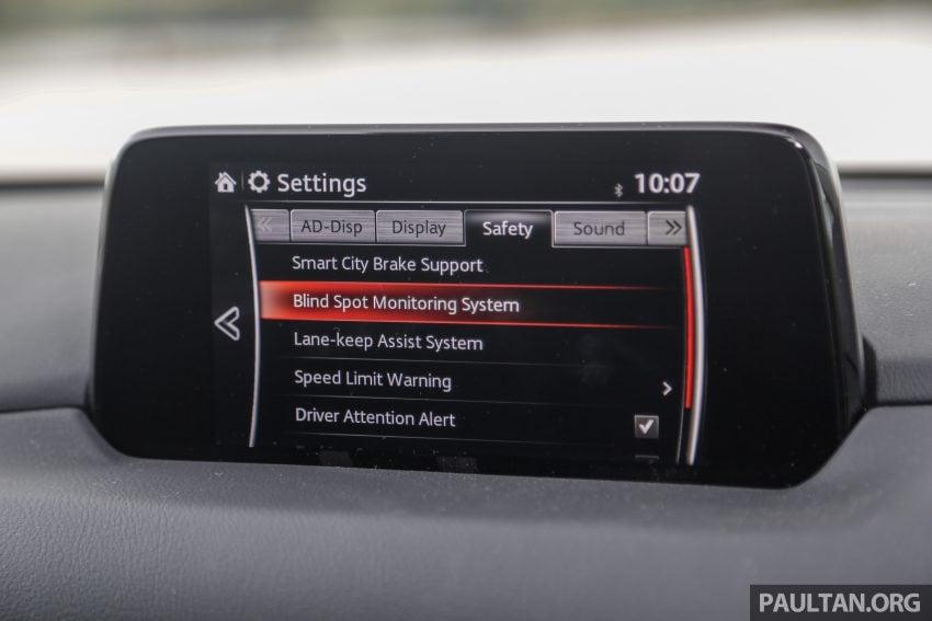 试驾:2019 Mazda CX-5 2.5 Turbo,外表依旧但实力超凡 Image #112588