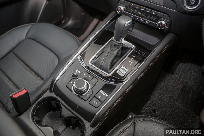 试驾:2019 Mazda CX-5 2.5 Turbo,外表依旧但实力超凡 Image #112592