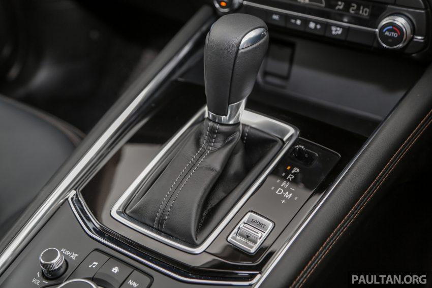 试驾:2019 Mazda CX-5 2.5 Turbo,外表依旧但实力超凡 Image #112593