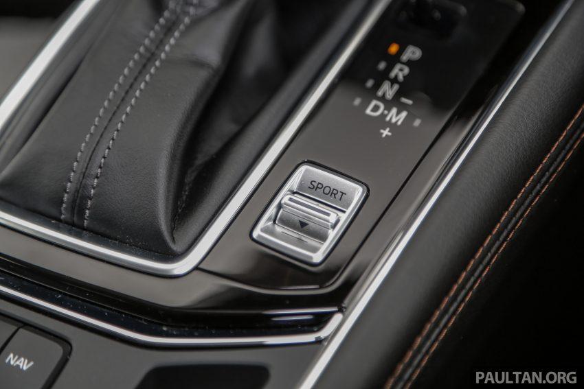 试驾:2019 Mazda CX-5 2.5 Turbo,外表依旧但实力超凡 Image #112594