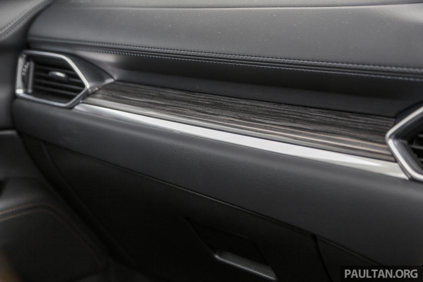 试驾:2019 Mazda CX-5 2.5 Turbo,外表依旧但实力超凡 Image #112596
