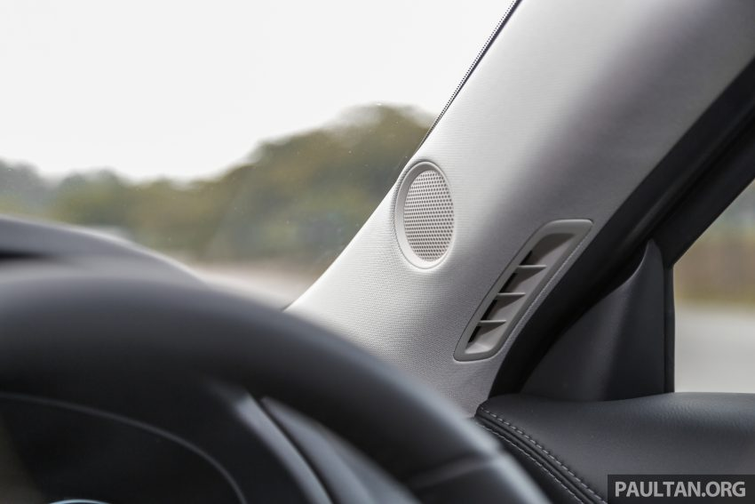试驾:2019 Mazda CX-5 2.5 Turbo,外表依旧但实力超凡 Image #112599