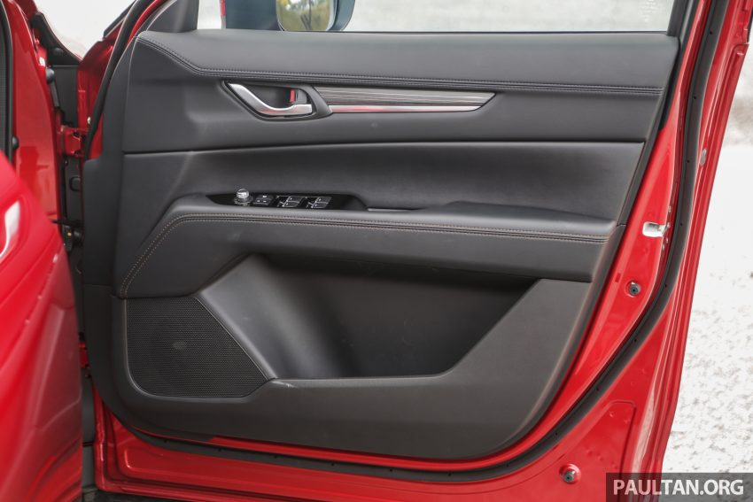 试驾:2019 Mazda CX-5 2.5 Turbo,外表依旧但实力超凡 Image #112604