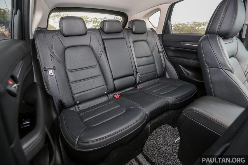 试驾:2019 Mazda CX-5 2.5 Turbo,外表依旧但实力超凡 Image #112615