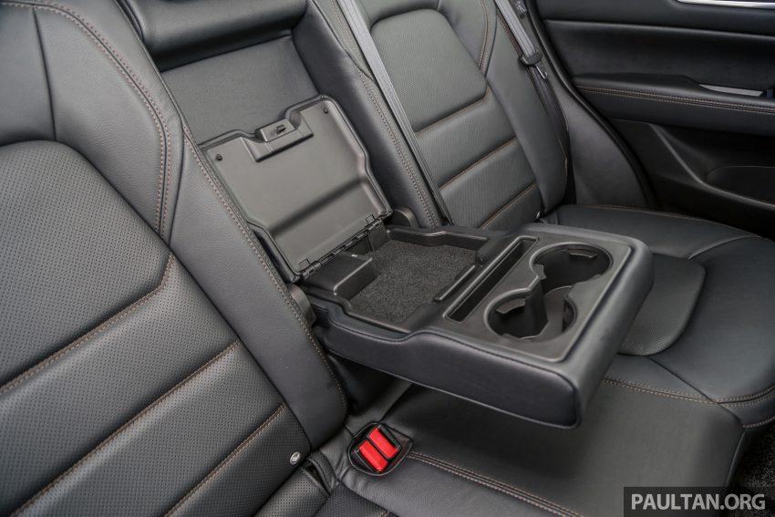 试驾:2019 Mazda CX-5 2.5 Turbo,外表依旧但实力超凡 Image #112618