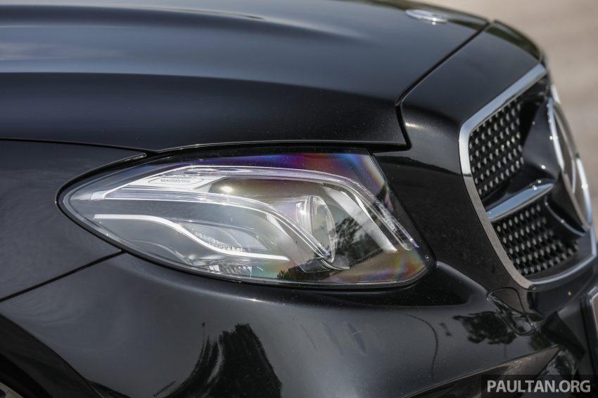 试驾:Mercedes-AMG E 53 4Matic+,是绅士亦是猛兽 Image #113093