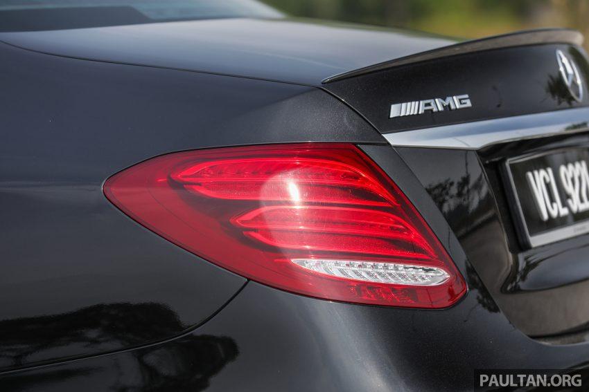 试驾:Mercedes-AMG E 53 4Matic+,是绅士亦是猛兽 Image #113109