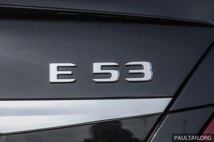 试驾:Mercedes-AMG E 53 4Matic+,是绅士亦是猛兽 Image #113115