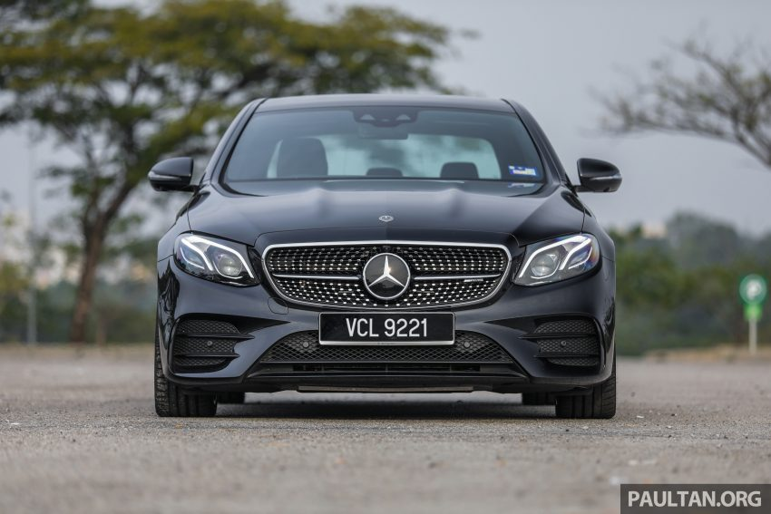 试驾:Mercedes-AMG E 53 4Matic+,是绅士亦是猛兽 Image #113119