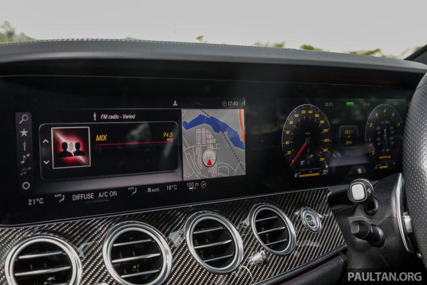 试驾:Mercedes-AMG E 53 4Matic+,是绅士亦是猛兽 Image #113138