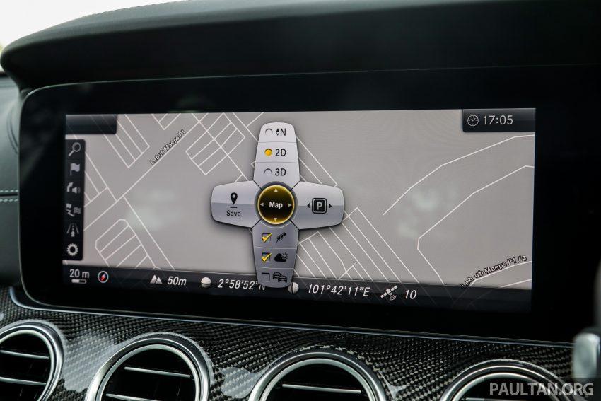 试驾:Mercedes-AMG E 53 4Matic+,是绅士亦是猛兽 Image #113143