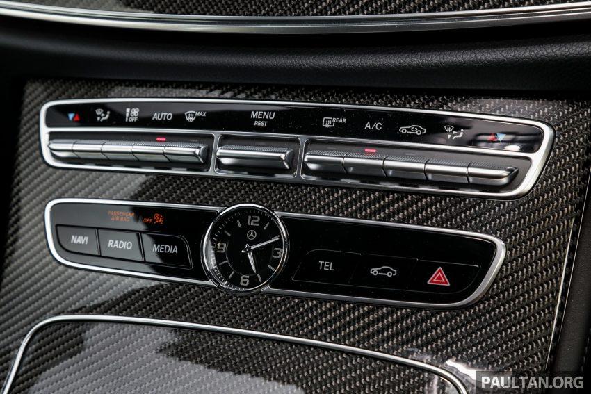 试驾:Mercedes-AMG E 53 4Matic+,是绅士亦是猛兽 Image #113155