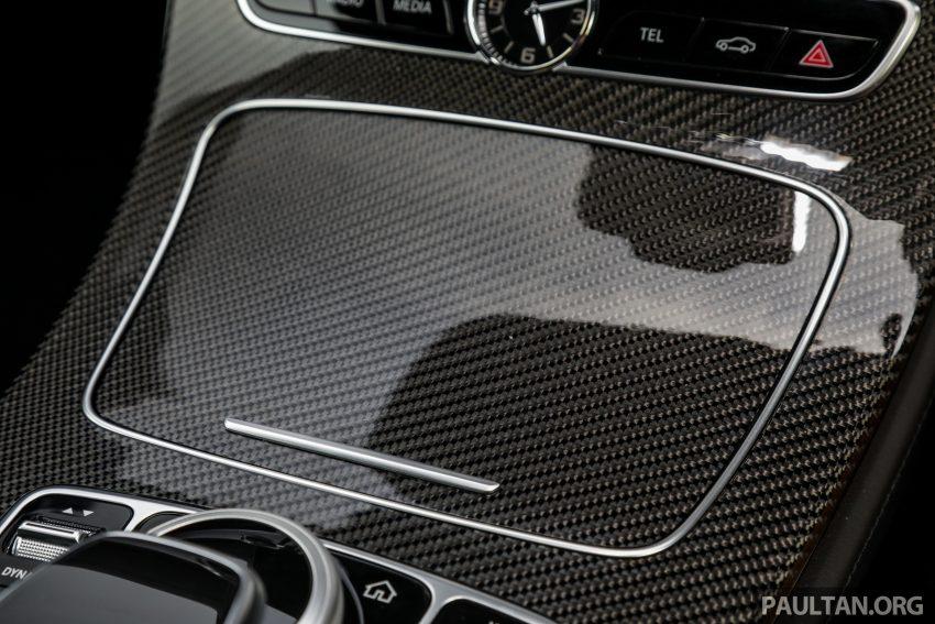 试驾:Mercedes-AMG E 53 4Matic+,是绅士亦是猛兽 Image #113156