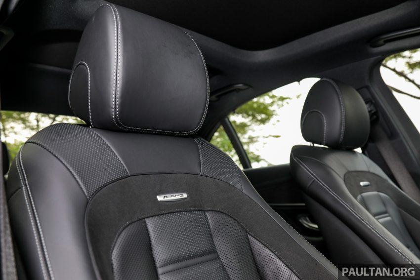 试驾:Mercedes-AMG E 53 4Matic+,是绅士亦是猛兽 Image #113174