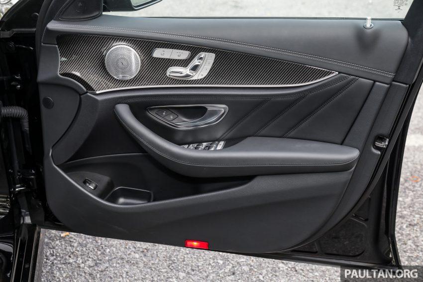 试驾:Mercedes-AMG E 53 4Matic+,是绅士亦是猛兽 Image #113178