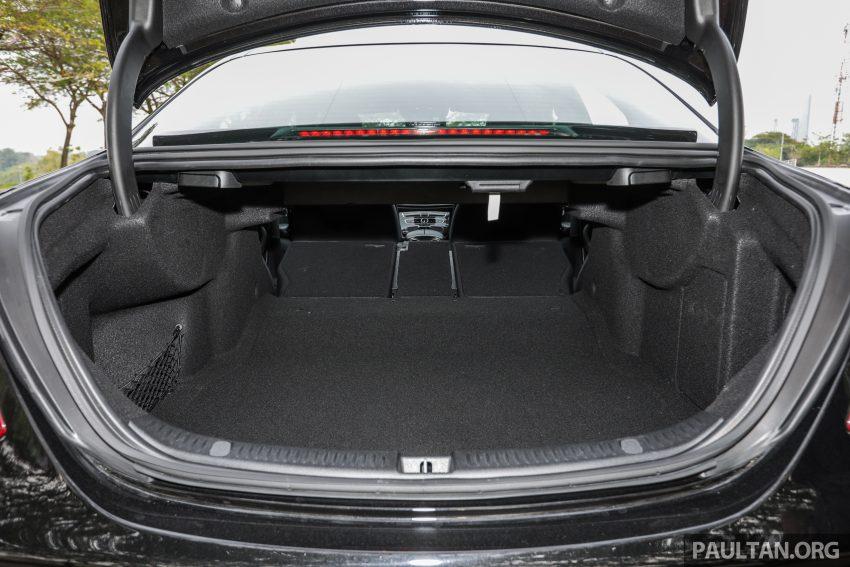 试驾:Mercedes-AMG E 53 4Matic+,是绅士亦是猛兽 Image #113190