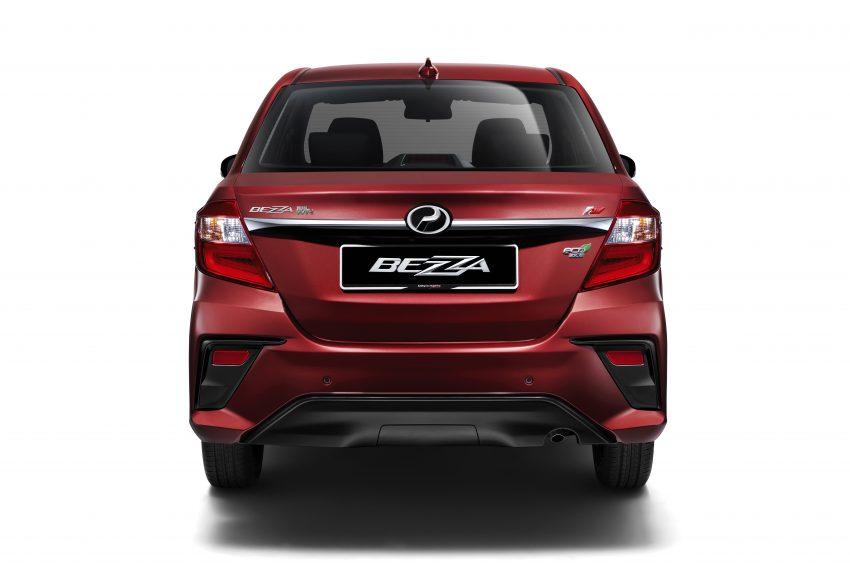 2020 Perodua Bezza 小改款上市, 4等级价格从3.46万起 Image #114103