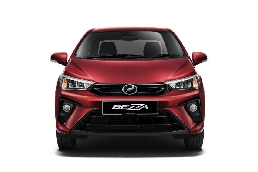 2020 Perodua Bezza 小改款上市, 4等级价格从3.46万起 Image #114104