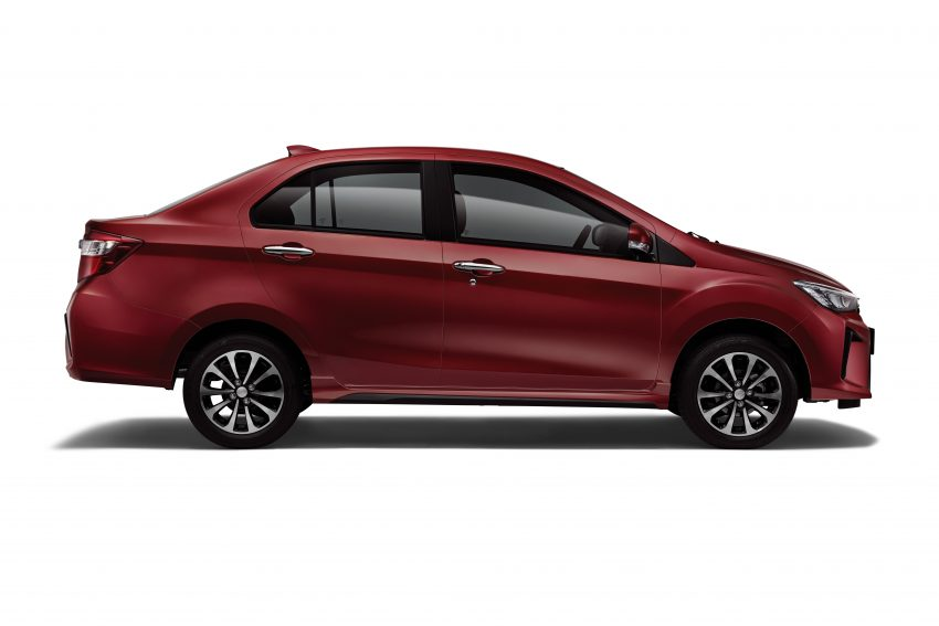 2020 Perodua Bezza 小改款上市, 4等级价格从3.46万起 Image #114106