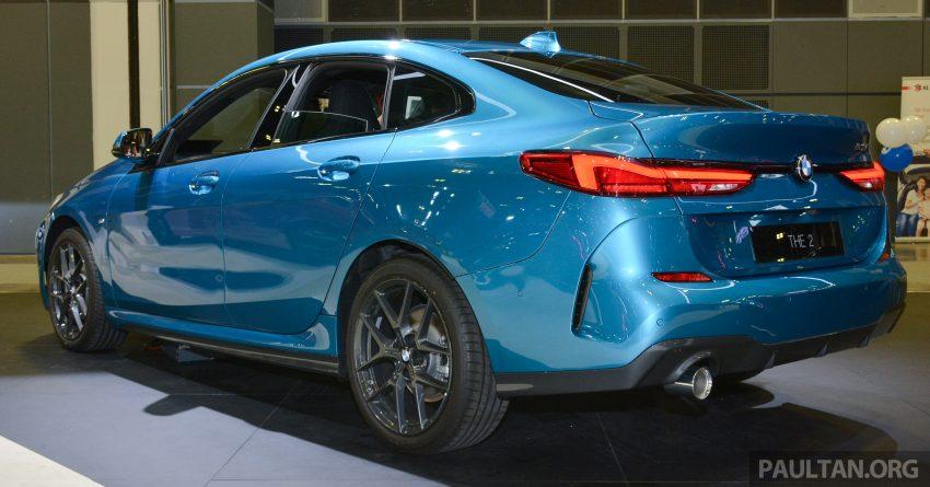 东南亚首秀! BMW 2 Series Gran Coupe 亮相新加坡车展 Image #114897