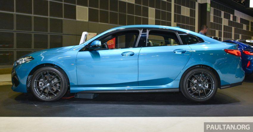东南亚首秀! BMW 2 Series Gran Coupe 亮相新加坡车展 Image #114900