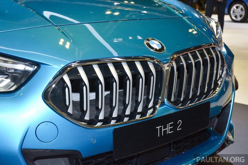 东南亚首秀! BMW 2 Series Gran Coupe 亮相新加坡车展 Image #114902