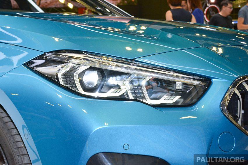 东南亚首秀! BMW 2 Series Gran Coupe 亮相新加坡车展 Image #114903