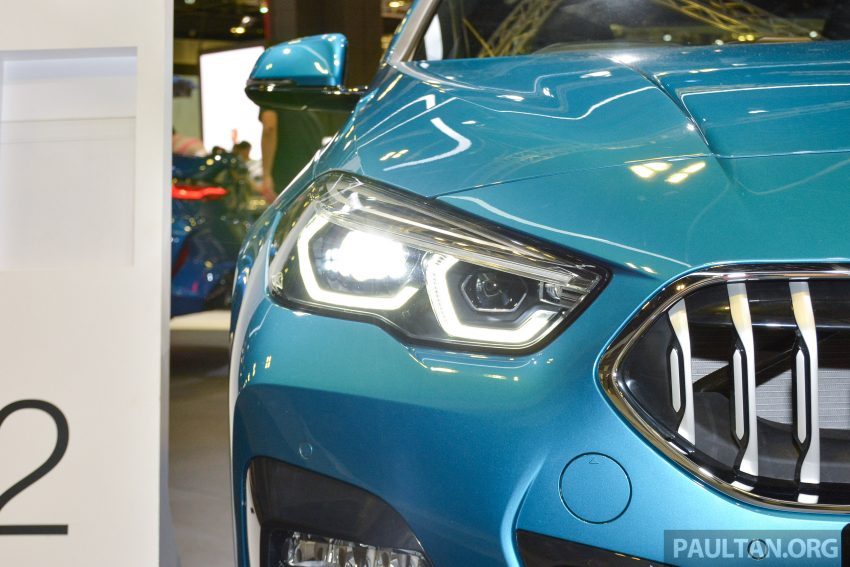东南亚首秀! BMW 2 Series Gran Coupe 亮相新加坡车展 Image #114904