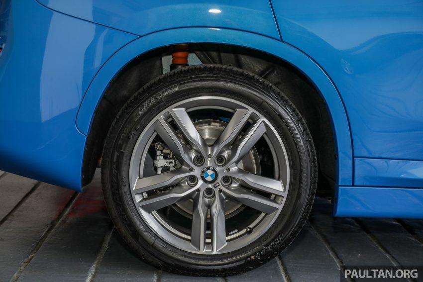 新车实拍: BMW X1 sDrive20i M Sport, 入门SUV更年轻化 Image #114667