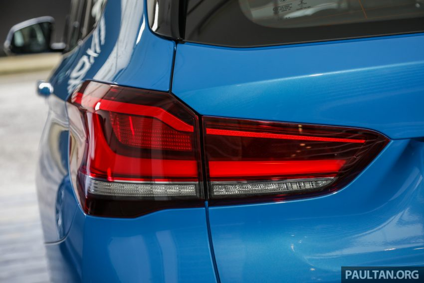 新车实拍: BMW X1 sDrive20i M Sport, 入门SUV更年轻化 Image #114669