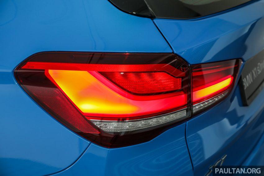 新车实拍: BMW X1 sDrive20i M Sport, 入门SUV更年轻化 Image #114670