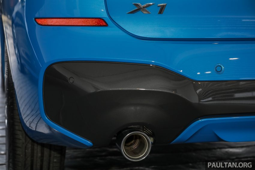 新车实拍: BMW X1 sDrive20i M Sport, 入门SUV更年轻化 Image #114671