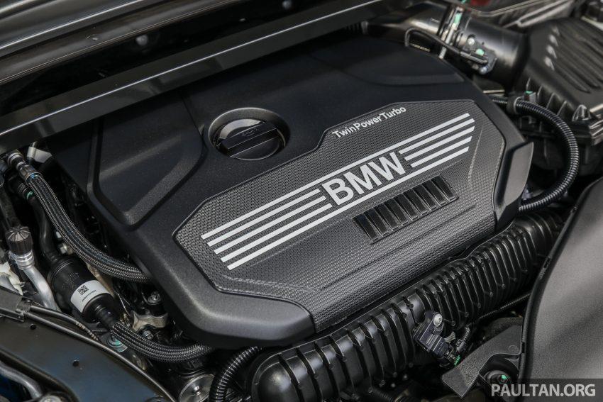 新车实拍: BMW X1 sDrive20i M Sport, 入门SUV更年轻化 Image #114678