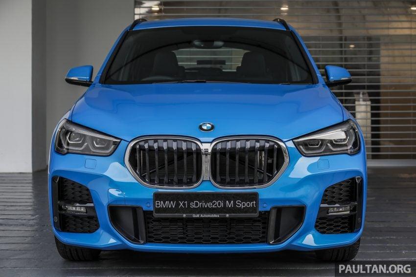 新车实拍: BMW X1 sDrive20i M Sport, 入门SUV更年轻化 Image #114654