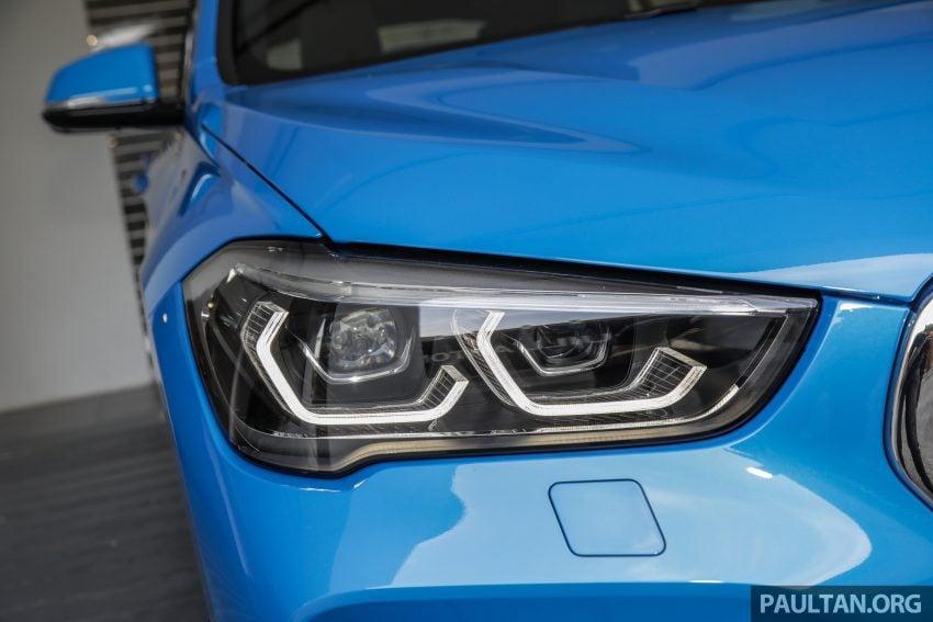 新车实拍: BMW X1 sDrive20i M Sport, 入门SUV更年轻化 Image #114657