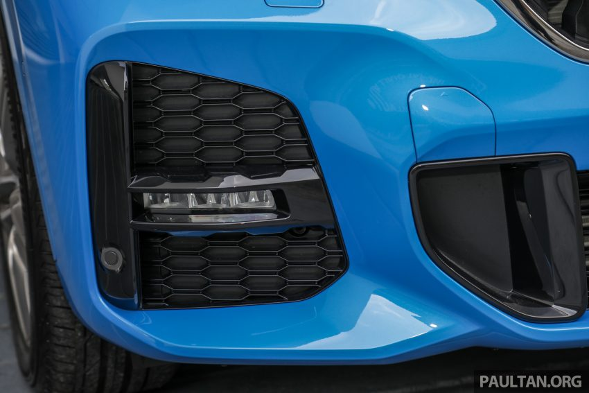 新车实拍: BMW X1 sDrive20i M Sport, 入门SUV更年轻化 Image #114658