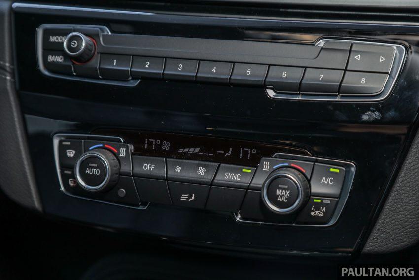 新车实拍: BMW X1 sDrive20i M Sport, 入门SUV更年轻化 Image #114705