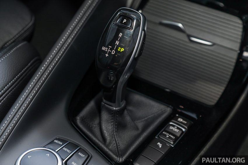 新车实拍: BMW X1 sDrive20i M Sport, 入门SUV更年轻化 Image #114706