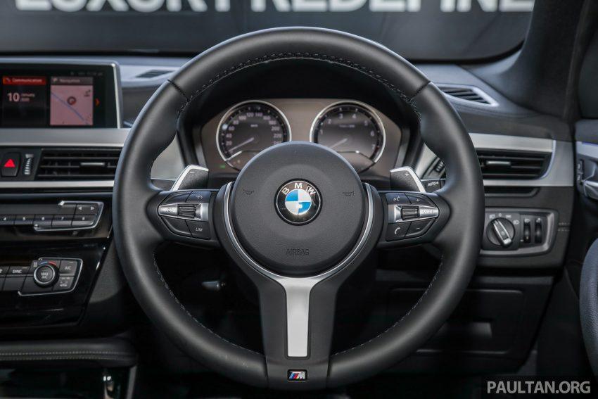新车实拍: BMW X1 sDrive20i M Sport, 入门SUV更年轻化 Image #114681