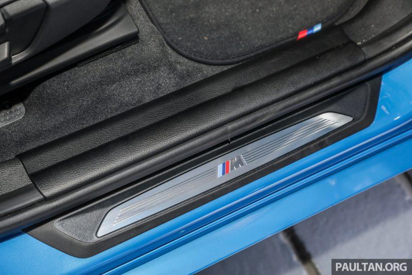 新车实拍: BMW X1 sDrive20i M Sport, 入门SUV更年轻化 Image #114724