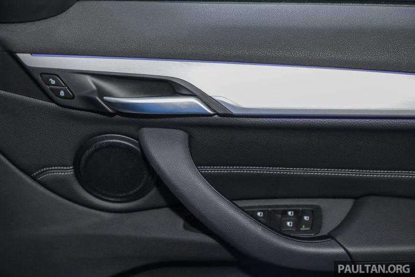 新车实拍: BMW X1 sDrive20i M Sport, 入门SUV更年轻化 Image #114727