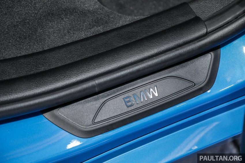 新车实拍: BMW X1 sDrive20i M Sport, 入门SUV更年轻化 Image #114734