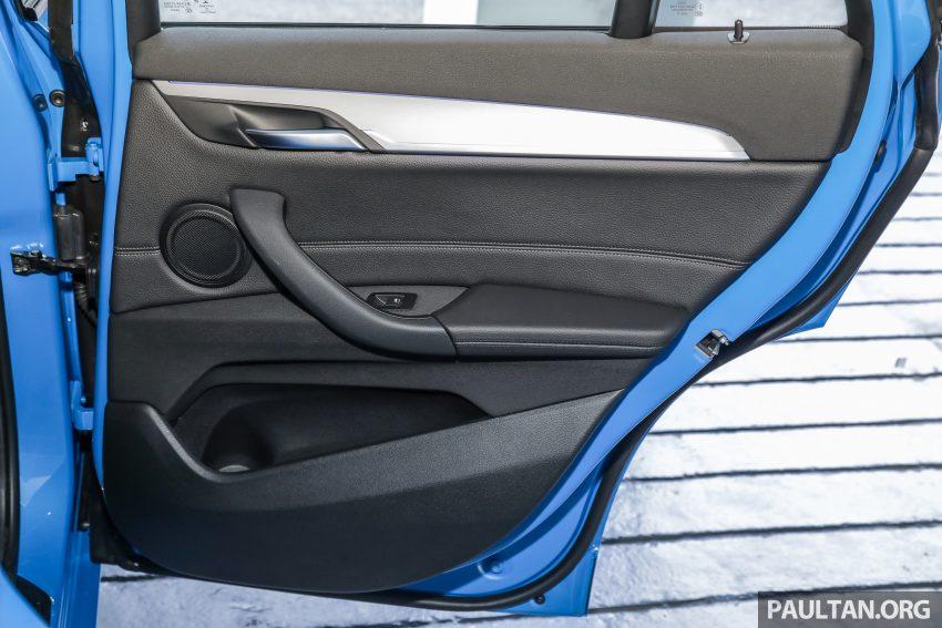 新车实拍: BMW X1 sDrive20i M Sport, 入门SUV更年轻化 Image #114735