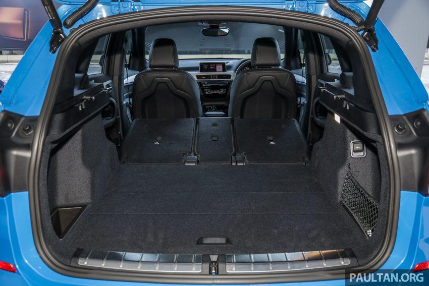 新车实拍: BMW X1 sDrive20i M Sport, 入门SUV更年轻化 Image #114737