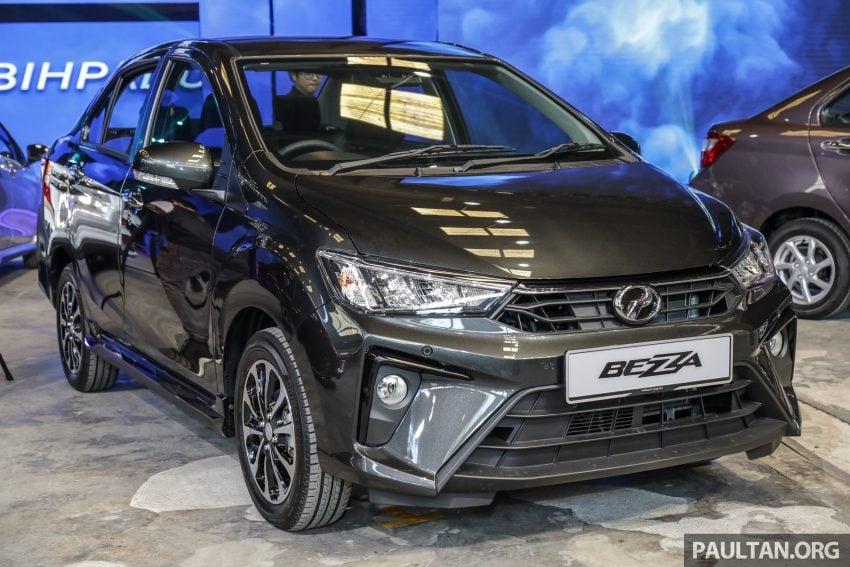 2020 Perodua Bezza 小改款上市, 4等级价格从3.46万起 Image #114264