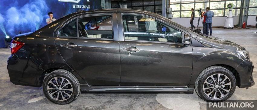 2020 Perodua Bezza 小改款上市, 4等级价格从3.46万起 Image #114266