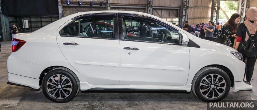 2020 Perodua Bezza 小改款上市, 4等级价格从3.46万起 Image #114271
