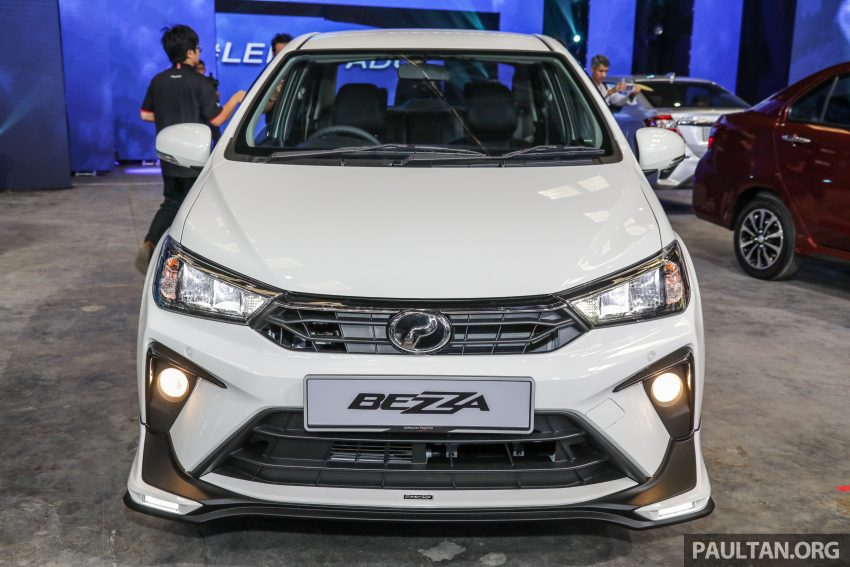 2020 Perodua Bezza 小改款上市, 4等级价格从3.46万起 Image #114272