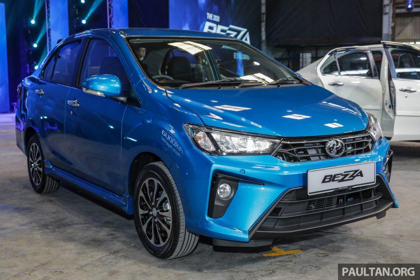 2020 Perodua Bezza 小改款上市, 4等级价格从3.46万起 Image #114274