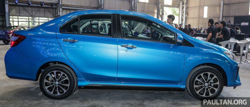 2020 Perodua Bezza 小改款上市, 4等级价格从3.46万起 Image #114276